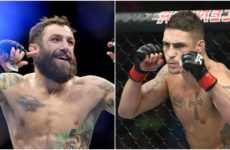 Видео боя Диего Санчес — Майкл Кьеза UFC 239