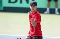 Прямая трансляция Юго Юмбер — Илья Ивашка. ATP. Ньюпорт. 19.07.19