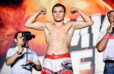 Умар Нурмагомедова одержал красивую победу над Тарасом Грицкивой в рамках GFC 14