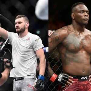 Михал Олексейчук и Овинс Сент-Прю встретятся на турнире UFC в Копенгагене