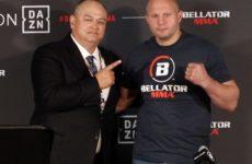 Президент Bellator о возможной дате возвращения Федора Емельяненко