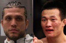 «Корейский Зомби» — Брайан Ортега в планах на турнир UFC в Мехико