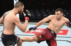 Дамир Исмагулов проведет бой на M1-Challenge 104