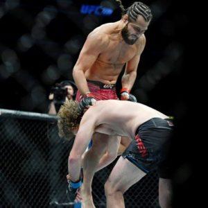 Дана Уайт не может обещать титульный бой Масвидалю