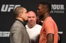 Турнир UFC 243 официально пройдёт в Австралии