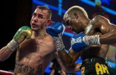 Максим Дадашев перенёс инсульт в бое с Матиасом