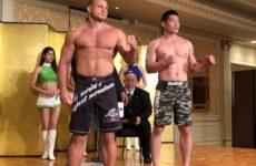 Иван Штырков победил корейского бойца Хун Кима на Rizin 17