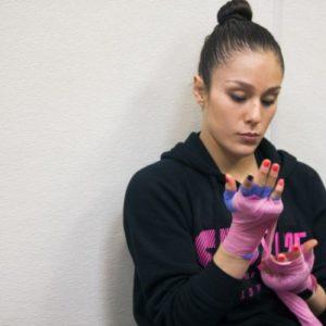 Кала Эспарза и Алекса Грассо встретятся в рамках UFC Мехико