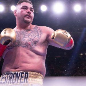 Энди Руис собирается скинуть лишний вес перед реваншем с Энтони Джошуа