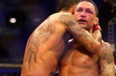 Фрэнки Эдгар о своём поражении на UFC 240