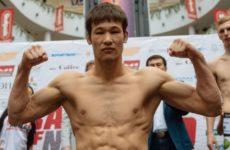 UFC впервые подписало казахстанского бойца