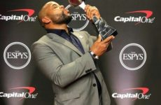 Даниэль Кормье признан бойцом года по версии ESPY