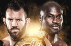 Райан Бэйдер и Чейк Конго встретятся в рамках Bellator 226