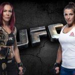 Видео боя Крис Сайборг – Филиция Спенсер UFC 240