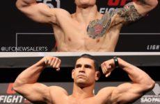 Видео боя Марвин Веттори — Сезар Феррейра UFC on ESPN+ 13
