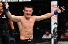Видео боя Пинюань Лю — Джонатан Мартинес UFC on ESPN+ 13