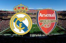 Прямая трансляция Реал Мадрид — Арсенал. Международный Кубок Чемпионов. 24.07.19