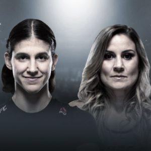 Видео боя Роксанн Модаффери — Дженнифер Майа UFC on ESPN 4