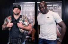Чейк Конго: «Я больше не упущу шанс стать чемпионом»