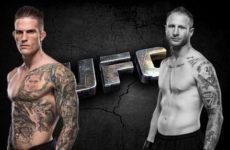 Видео боя Эрик Кох – Кайл Стьюарт UFC 240