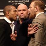 Конор МакГрегор и Жозе Альдо проведут реванш на UFC 244?