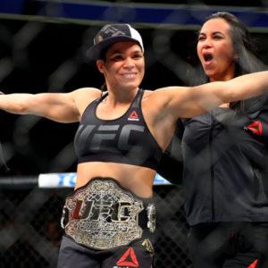 Аманда Нуньес: «Я лучший боец за всю историю ММА»
