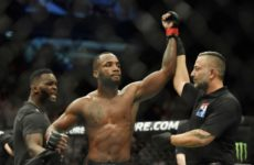 Леон Эдвардс одержал уверенную победу над Рафаэлем Дос Аньосом на UFC on ESPN 4