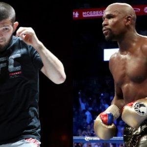 Майкл Биспинг: «UFC не позволит Нурмагомедову драться с Флойдом Мейвезером»
