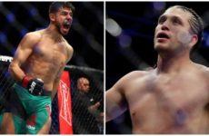 Яир Родригес и Брайан Ортега проведут бои на турнире UFC в Мехико
