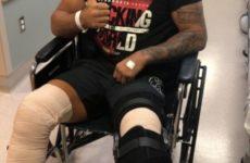 Тиаго Сантос успешно перенес операции на обоих коленях