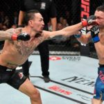 Макс Холлоуэй побеждает Фрэнки Эдгара на UFC 240
