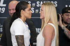 Прогноз на бой Аманда Нуньес — Холли Холм на UFC 239