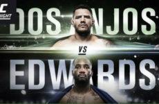 Результаты турнира UFC on ESPN 4: Рафаэль Дос Аньос — Леон Эдвардс, Алексей Олейник — Уолт Харрис