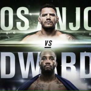 Результаты турнира UFC on ESPN 4: Рафаэль Дос Аньос - Леон Эдвардс, Алексей Олейник — Уолт Харрис