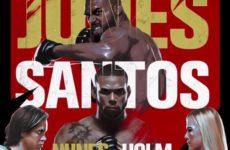 Результаты турнира UFC 239: Джон Джонс — Тиаго Сантос, Аманда Нуньес — Холли Холм