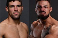 Видео боя Висенте Люке — Майк Перри UFC Fight Night 156