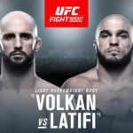 Видео боя Волкан Оздемир — Илир Латифи UFC Fight Night 156