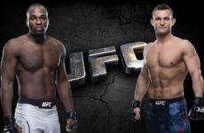 Видео боя Дерек Брансон — Йен Хейниш UFC 241