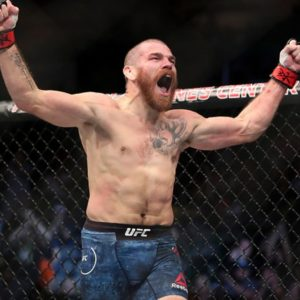 Джим Миллер побеждает в первом раунде Клея Гуиду на UFC on ESPN 5