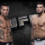 Видео боя Йоахим Сильва – Насрат Хакпараст UFC on ESPN 5