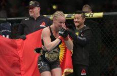 Валентина Шевченко уверенно победила Лиз Кармуш в главном бое UFC Fight Night 156