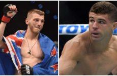 Эл Яквинта и Дэн Хукер встретятся в рамках турнира UFC 243 в Мельбурне