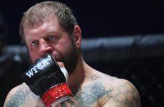 Александр Емельяненко из-за запрета не сможет взять участие в боксёрском турнире