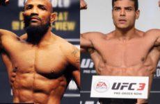 Бойцы MMA сделали прогнозы на бой Йоэля Ромеро и Пауло Косты