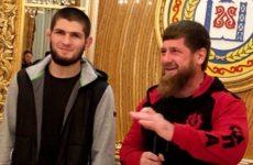 Рамзан Кадыров ответил дагестанским бойцам MMA