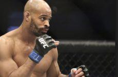 Дэвид Бранч не будет брать участие в турнире UFC в Ванкувере