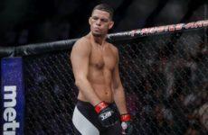 Нейт Диас не появился перед медиа накануне UFC 241