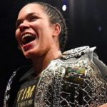 Возвращение Аманды Нуньес в октагон в рамках UFC 245 против Жермейн Де Рандами