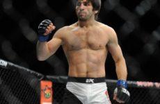 Магомед Мустафаев не приймет участие в UFC 242 из-за гриппа