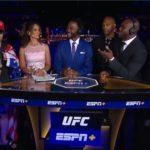 Колби Ковингтон и Камару Усман повздорили в студии ESPN